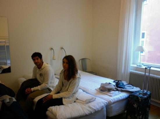 Old Town Lodge: notre chambre