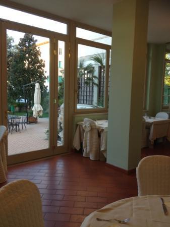President Hotel: sala ristorante
