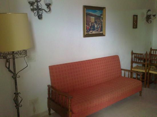 Apartamentos Chinasol: salón