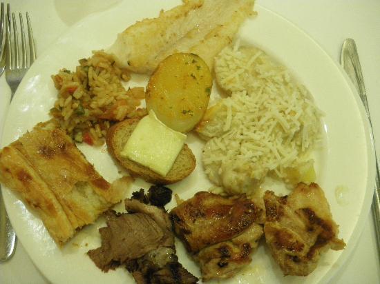 Aqua Hotel Onabrava & Spa: meal
