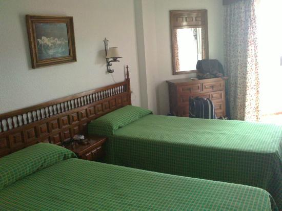 Apartamentos Chinasol: las camas