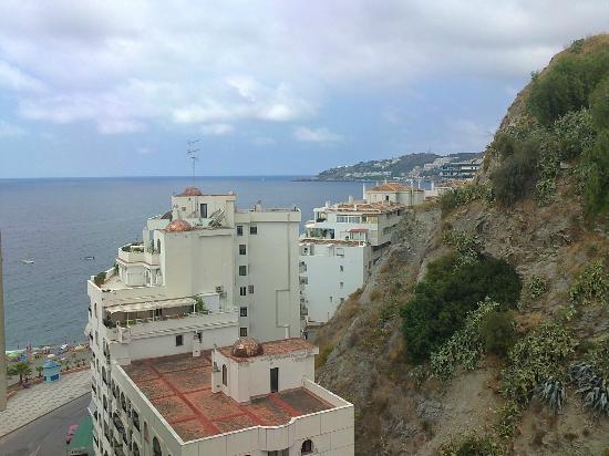 Apartamentos Chinasol: vistas desde el balcón