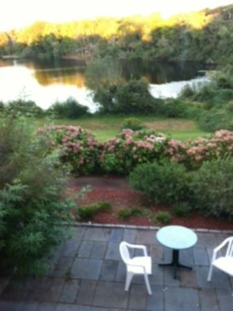 The Coonamessett Inn: Lovely grounds