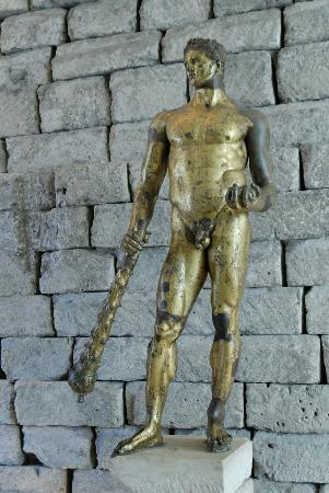 Kapitolinische Museen: musée du Capitole