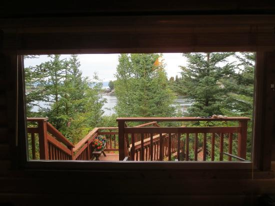 Stillpoint Lodge: Hermitage View