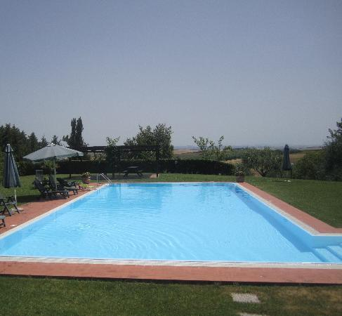 Agriturismo Il Poggiarello: Pool