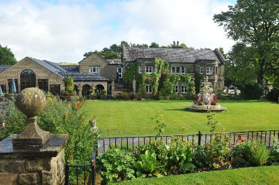 Country House Hotels Lancashire