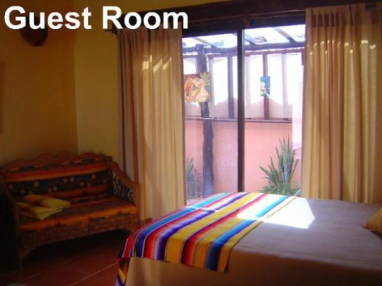 Santa Fe Bed and Breakfast: Guest Room