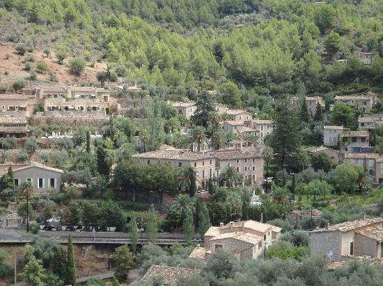 Belmond La Residencia: View from The Church