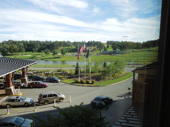 Mount Airy Casino Resort: View from our room