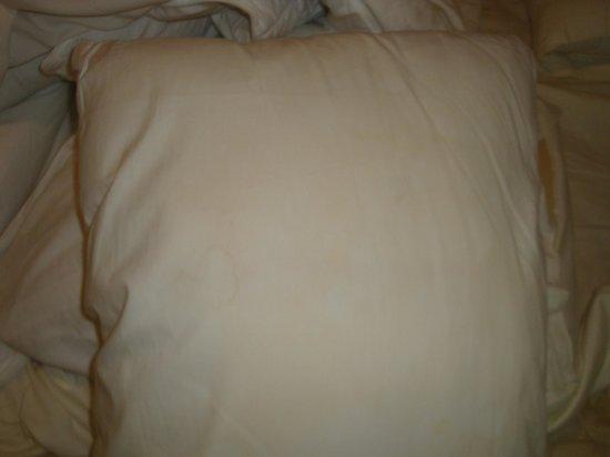 Buzios Beach International Apart Hotel: Travesseiros! 