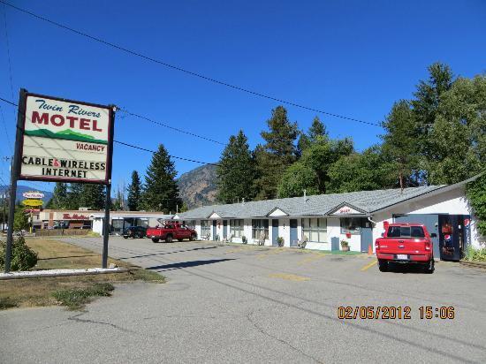 Twin Rivers Motel & RV Park: Twin Rivers Motel