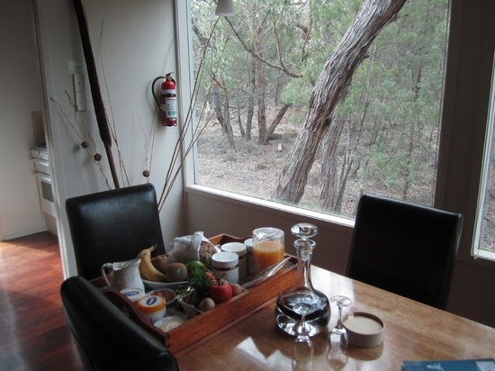 Aquila Mount Abrupt Eco Lodges: Aquila eco lodge