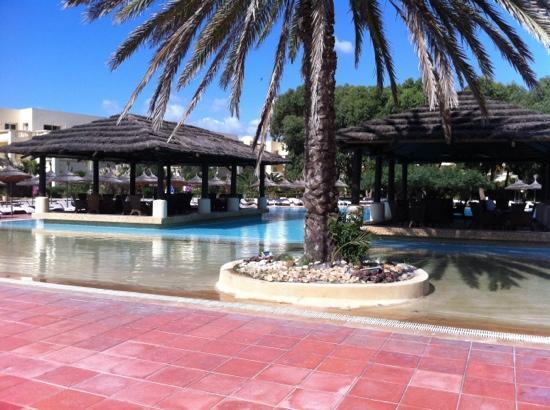Korba, Tunus: la piscine