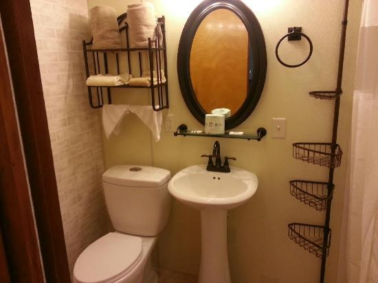 Cool Springs Inn: bathroom