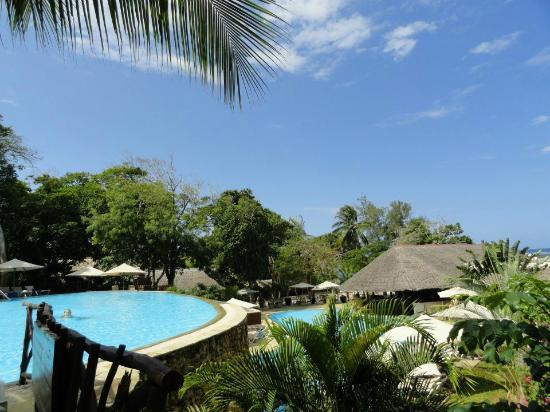 Baobab Beach Resort & Spa: Maradadi pool