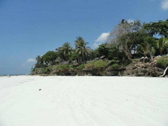 Baobab Beach Resort & Spa: Beautiful beach