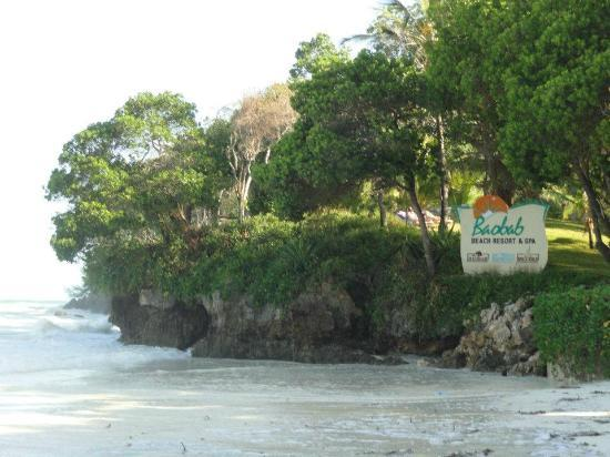 Baobab Beach Resort & Spa: Beach