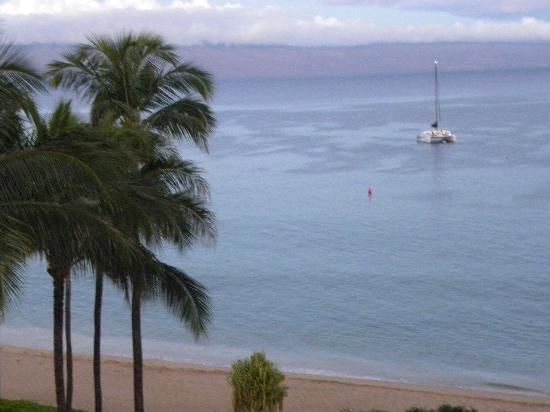 Westin Maui Resort And Spa: view from our room - 5th floor