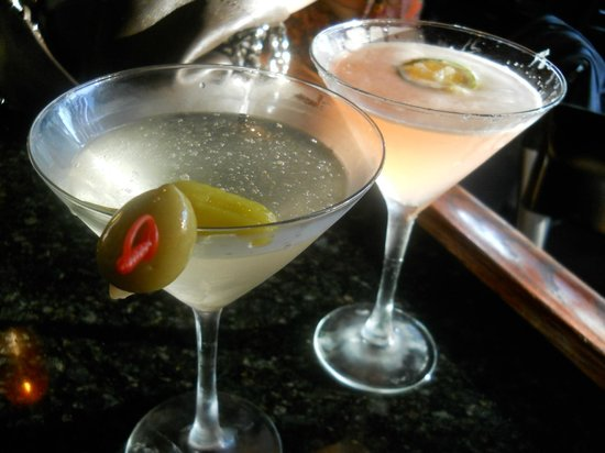 The Dish: Original cocktails: George Jefferson and Chasin the Devil
