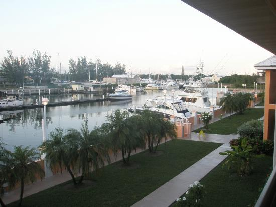Sunrise Resort & Marina: Sunrise marina