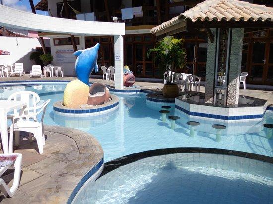 Casa Blanca Park Hotel: Piscina