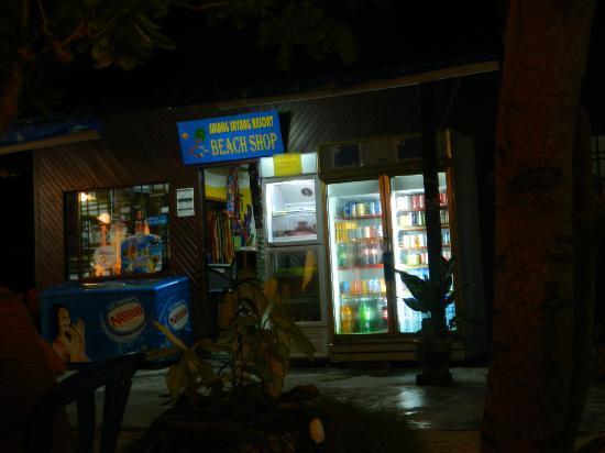 Salang Sayang Resort : shop