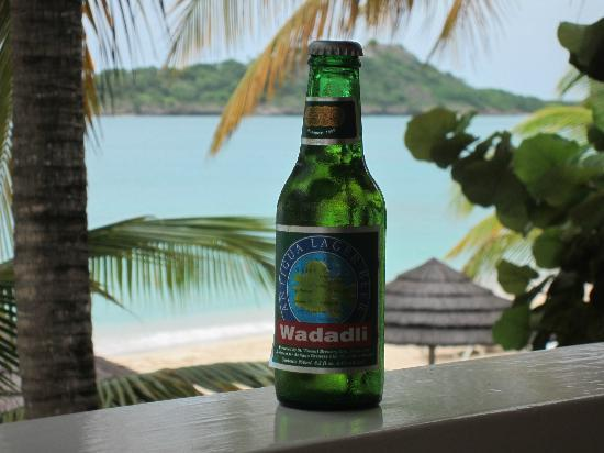 Galley Bay Resort: Antigua Beer is great too!!!!