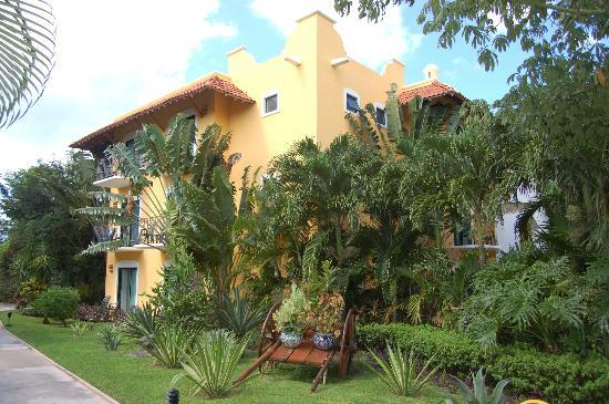 Occidental Cozumel: Our Building 18