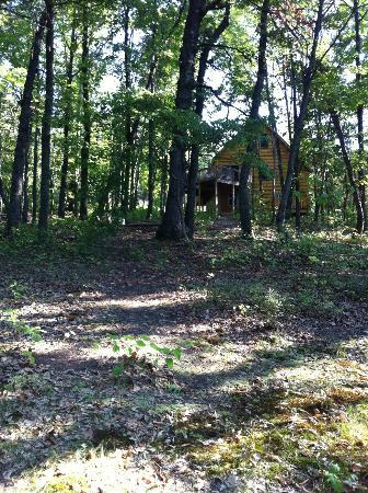 Rocky Ridge Cabin. One of Nature's Pointe Cabins.