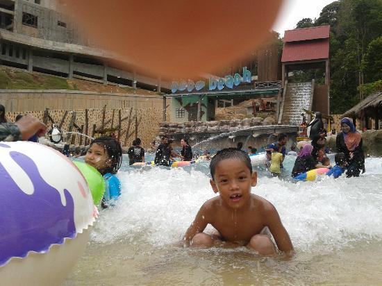Куантан, Малайзия: Coco Beach
