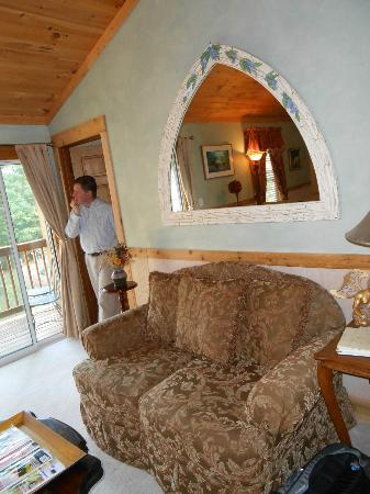 Mountain Laurel Creek Inn & Spa: .