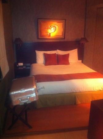 Radisson Blu Hotel, Bamako : chambre