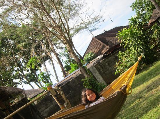 Mercure Resort Sanur: Reading area