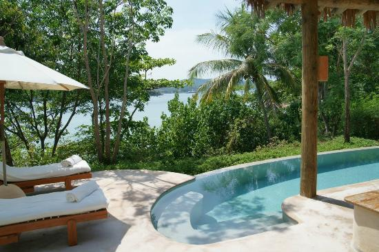 The Naka Island, A Luxury Collection Resort & Spa Phuket: View from Seaview Villa