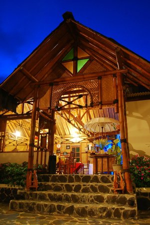 Villa Sumbing French Restaurant