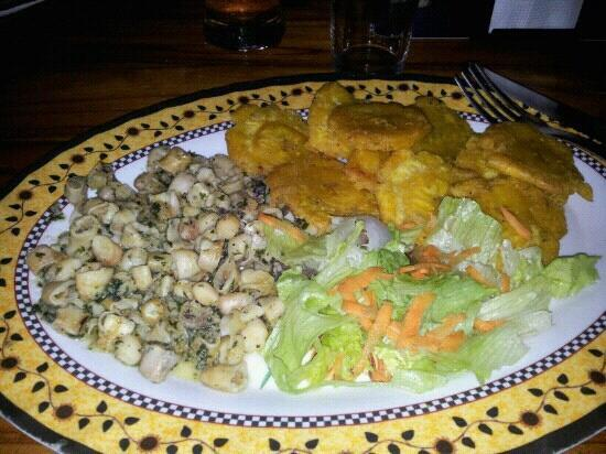 Restaurante Isla Iguana: Longoron al ajillo (navajas)