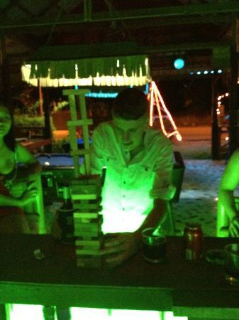 My Friend's Bar: Tequila Jenga