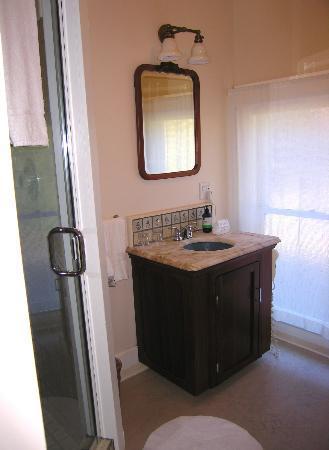 Glendeven Inn Mendocino: Bathroom