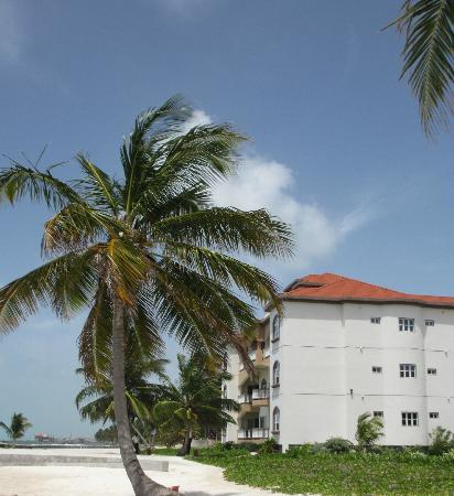 Grand Caribe Belize Resort and Condominiums: our building