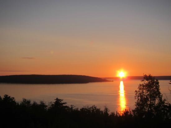 Holiday Inn Express Munising -  Lakeview: View from room