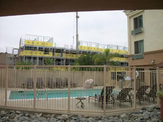 Hampton Inn San Diego/Del Mar: Pool Area