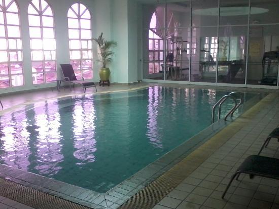 Cititel Penang: Jacuzzi pool
