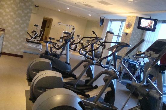 Renaissance Las Vegas Hotel: Exercise room
