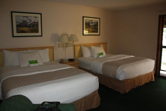 La Quinta Inn Sandpoint: Comfortable beds