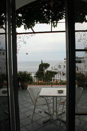 Casa Maresca: Direct view from room doorway