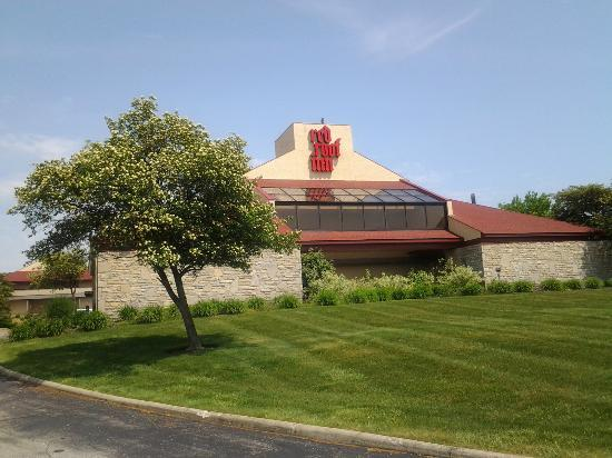 Red Roof Inn Cleveland-Medina: Red Roof Inn