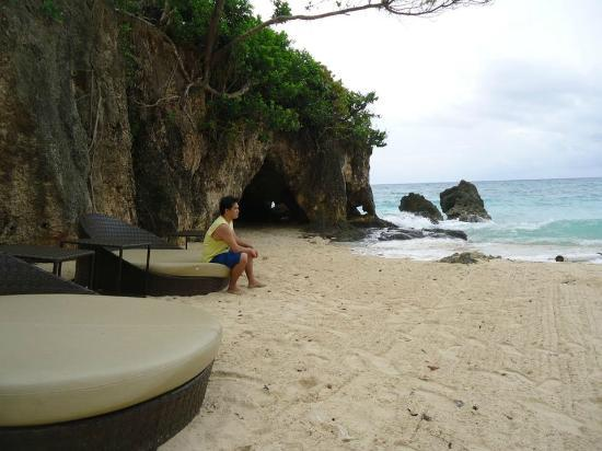 Canyon De Boracay: secluded part of Boracay