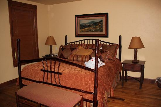 Grand View Lodge: bedroom