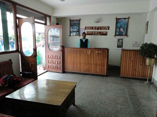 Hotel Donkheala : Reception